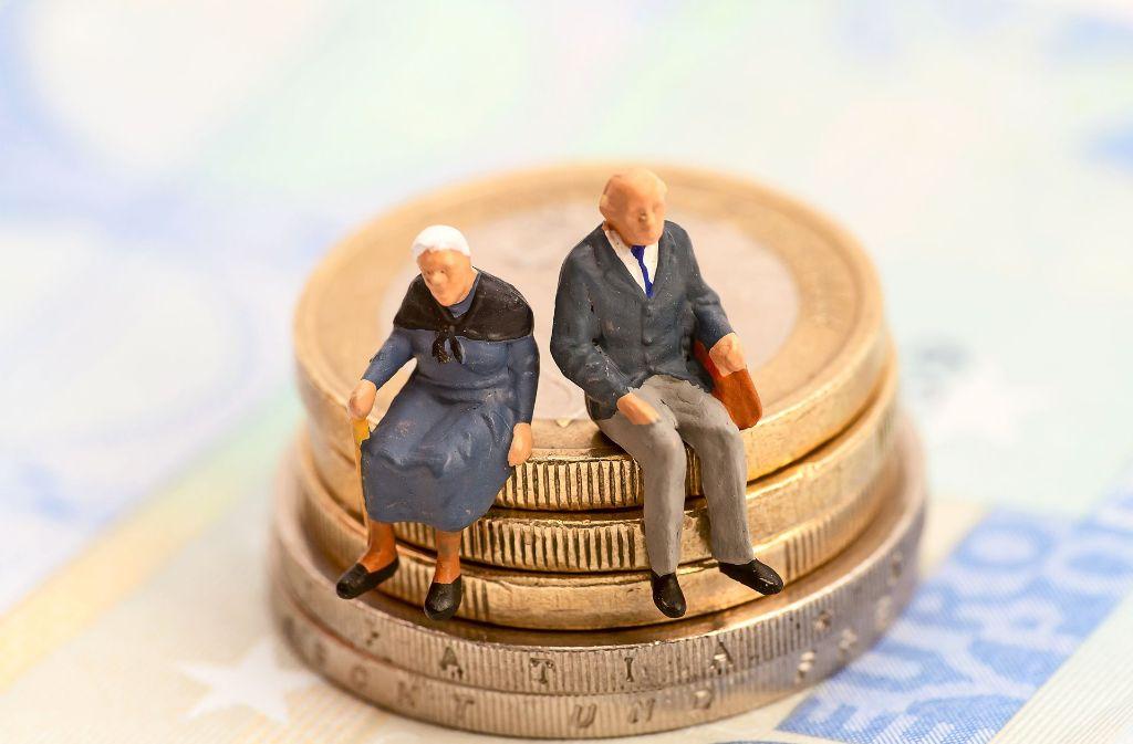 Wer im Alter ausreichend Geld haben will, muss frühzeitig mit dem Ansparen anfangen. Foto: Fotolia