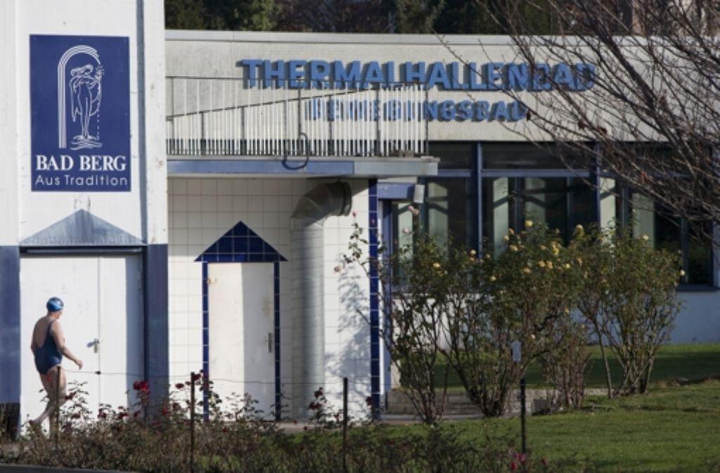 Wie steht es um die Zukunft des Schwanenplatzes am Mineralbad Berg? Foto: Steinert