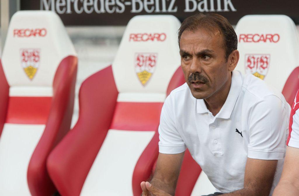Jos Luhukay, der auch schon den VfB Stuttgart trainierte, wird neuer Trainer bei St. Pauli. Foto: dpa