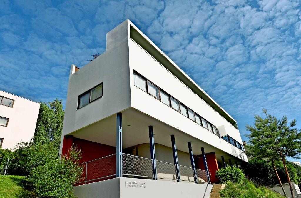 Die Stuttgarter Weissenhofsiedlung ist eines von Le Corbusiers bedeutenden Werken. Foto: dpa