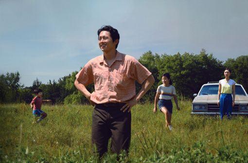Eine koreanische Familie  in Arkansas