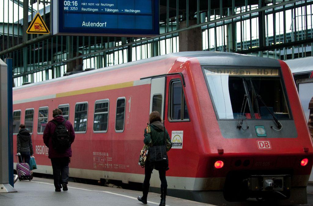 Am Donnerstag ist es am Stuttgarter Hauptbahnhof zu einer Prügelei gekommen (Symbolbild). Foto: dpa