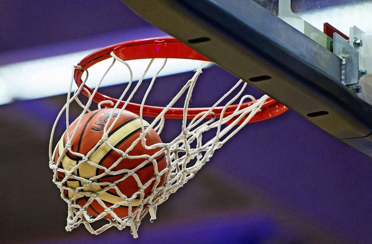 Der Tus Stuttgart braucht die Halle vor allem für seine Basketballer. Foto: dpa/Schulze
