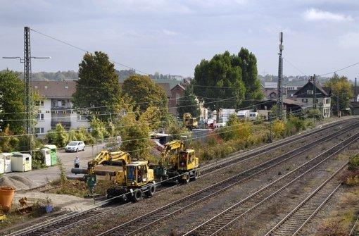 Fragen zum Abstellkonzept der Bahn