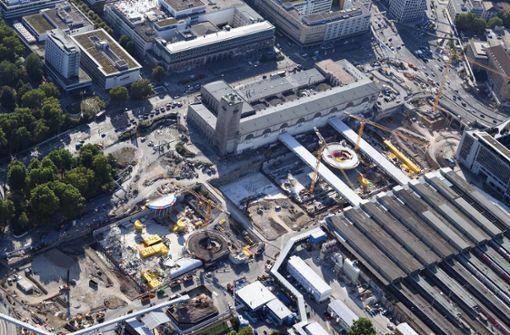 OB Fritz Kuhn fordert mehr Tempo beim Bauvorhaben