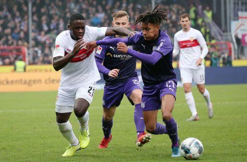 Warum die Favoritenrolle dem VfB  Stuttgart zu schaffen macht
