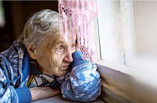 Altersdepression –  das verkannte Leiden