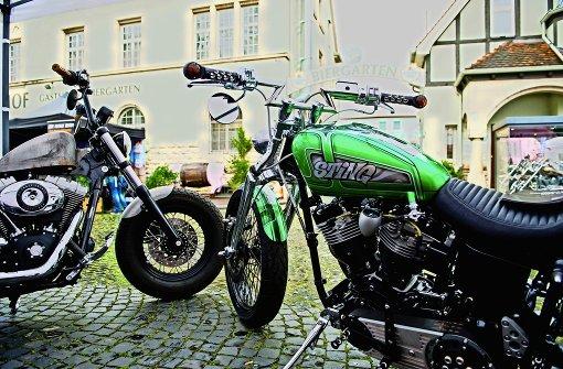 Starke Bikes, massige Pickups