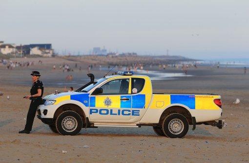 Fünf Tote an britischer Küste