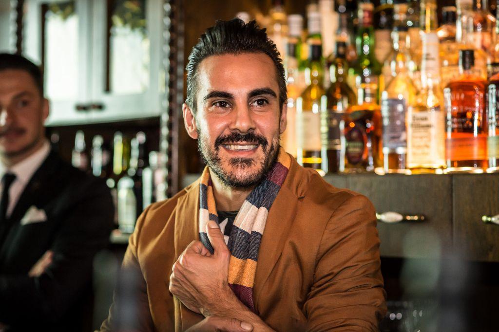 Ferro F. Ceylans Sinn für Nostalgie und Ästhetik hat das Le Petit Coq auch optisch zu einer schicken Bar gemacht. Foto: Wolfgang Simm