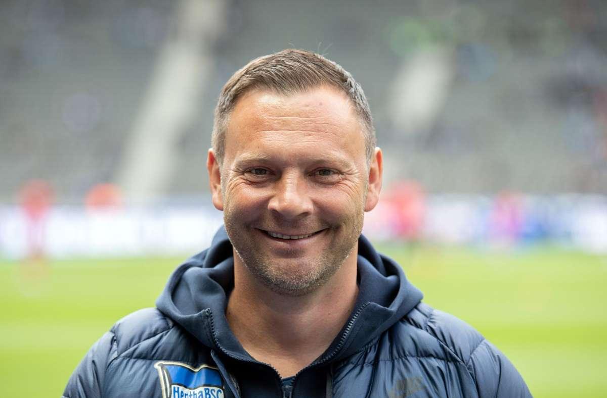 Pal Dardai übernimmt das Traineramt in Berlin. Foto: dpa/Jörg Carstensen