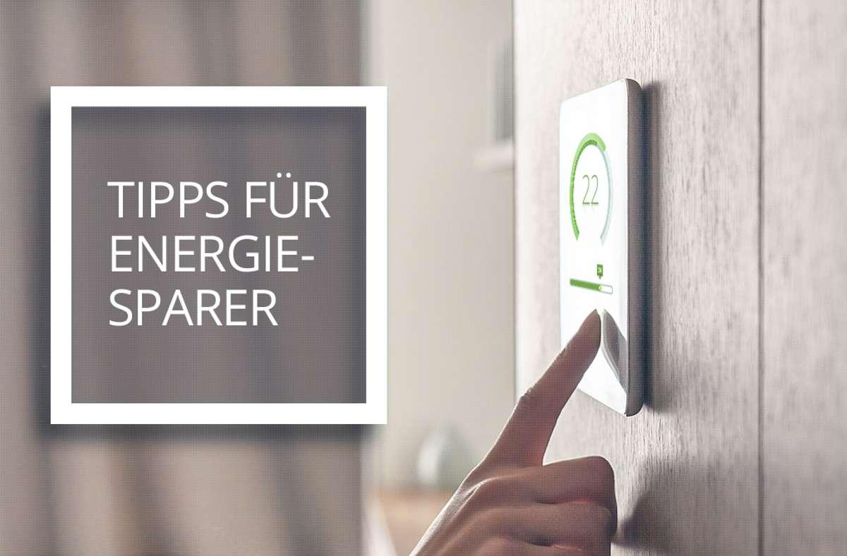 Wir zeigen Ideen auf, wie smarte Technik den Energieverbrauch im Alltag reduzieren kann.  Foto: SYS.TEC