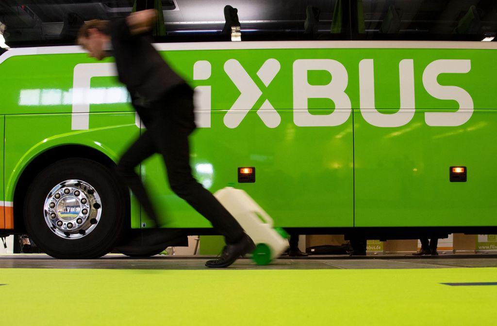 Flixbus verbindet eigenen Angaben zufolge mehr als 2000 Ziele in 30 Ländern. Foto: dpa/Ralf Hirschberger
