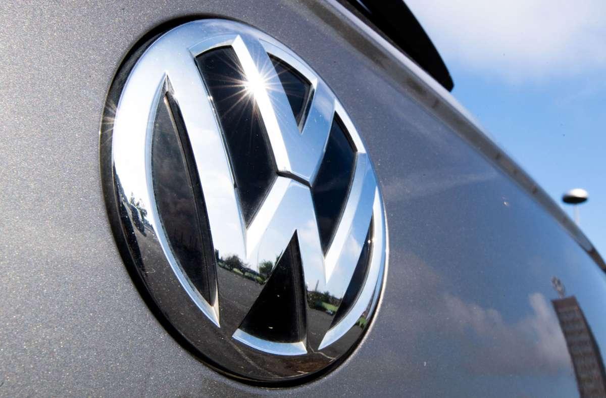 Im Untreue-Prozess um VW ist ein Urteil gefallen. (Symbolbild) Foto: dpa/Julian Stratenschulte
