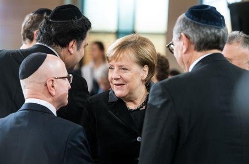 Merkel ruft zur Wachsamkeit auf