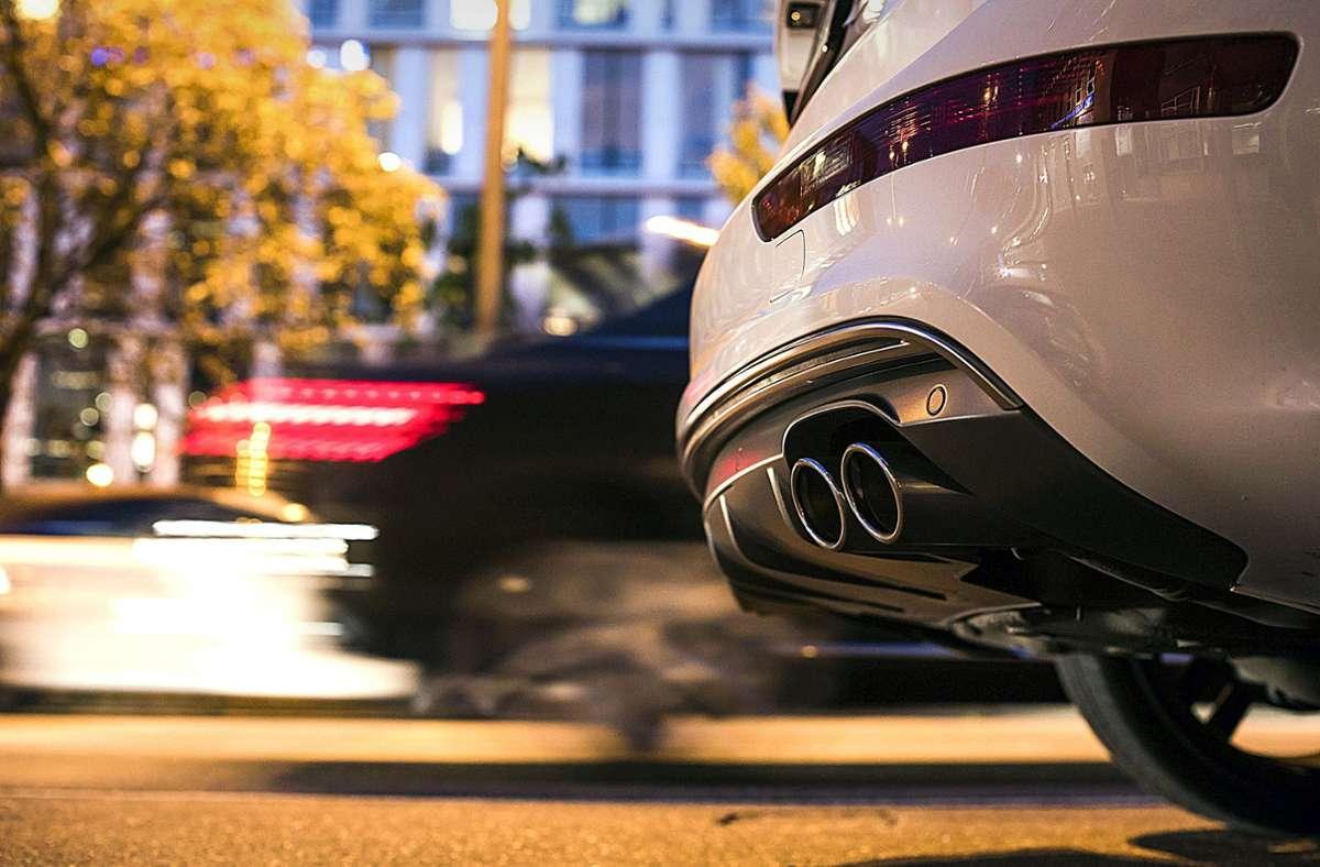 Übernimmt die EU die Schadstoffgrenzwerte der WHO, könnten neue Fahrverbote kommen. Foto: Lichtgut/Max Kovalenko