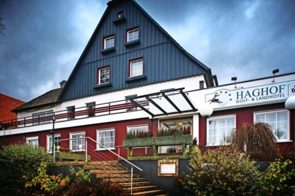 Das Landratsamt hat sich mit dem Besitzer des  Hotels  auf einen Mietvertrag zur Unterbringung von Flüchtlingen geeinigt. Foto: Gottfried Stoppel