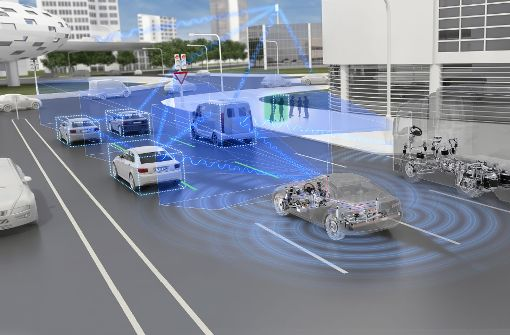 Autonomes Fahren erfordert neue Sicherheitskonzepte