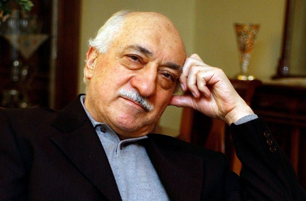 Fethullah Gülen lebt in den USA. (Archivfoto) Foto: dpa