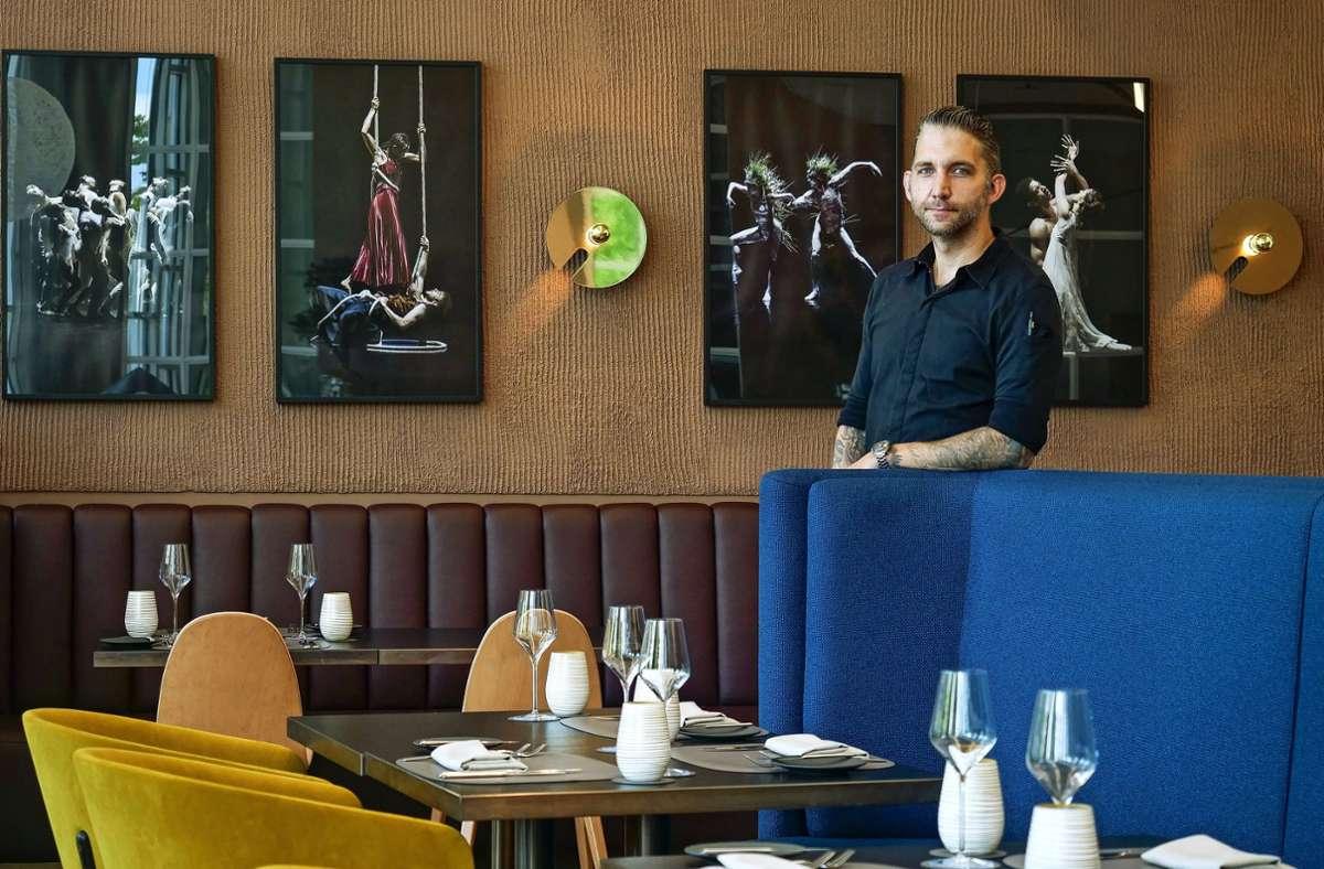 Raoul Traube bringt Erfahrung aus der Sterneküche mit. Foto: Simon Granville