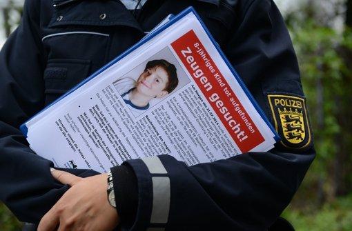 Polizei hofft auf Hinweise im Fall  Armani