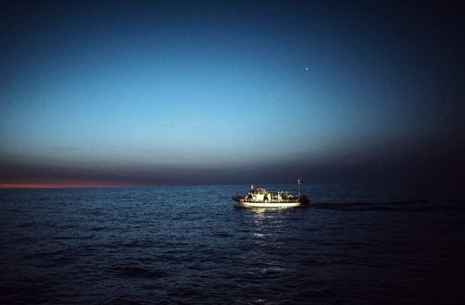 Alarm am Mittelmeer