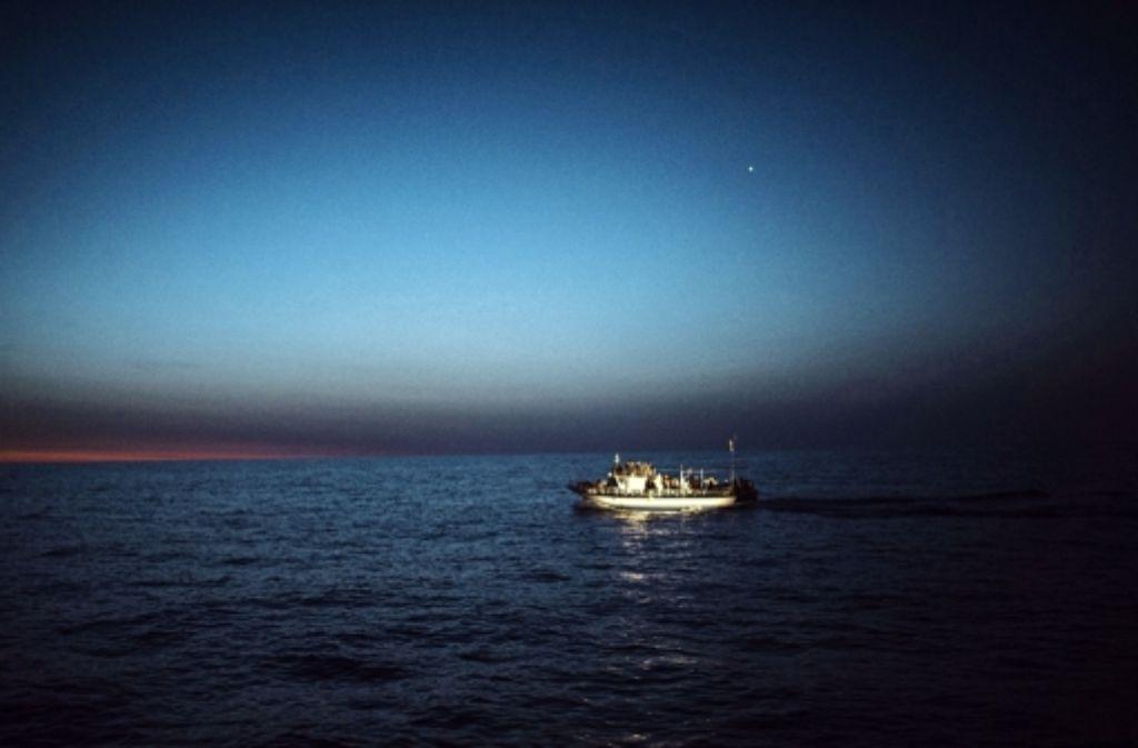Immer mehr Flüchtlinge kommen übers Meer nach Europa. Foto: AFP