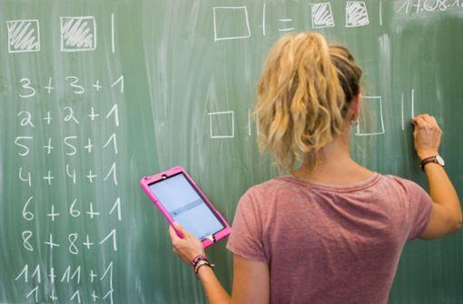 Schulen zwischen Tafeln und Tablets