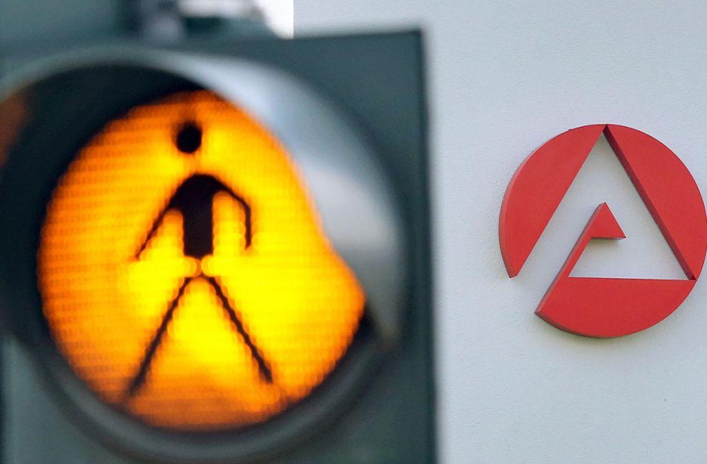 Die Arbeitslosigkeit ist in Baden-Württemberg gestiegen. Foto: ZB