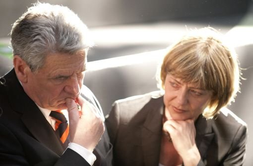 Joachim Gauck - der Wunsch-Präsident