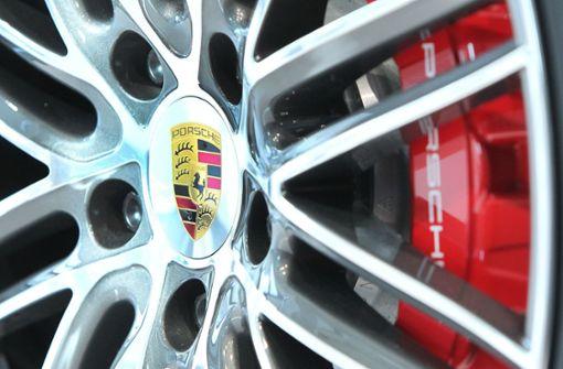 Geknackter Porsche: Bewährung für Kurierfahrer