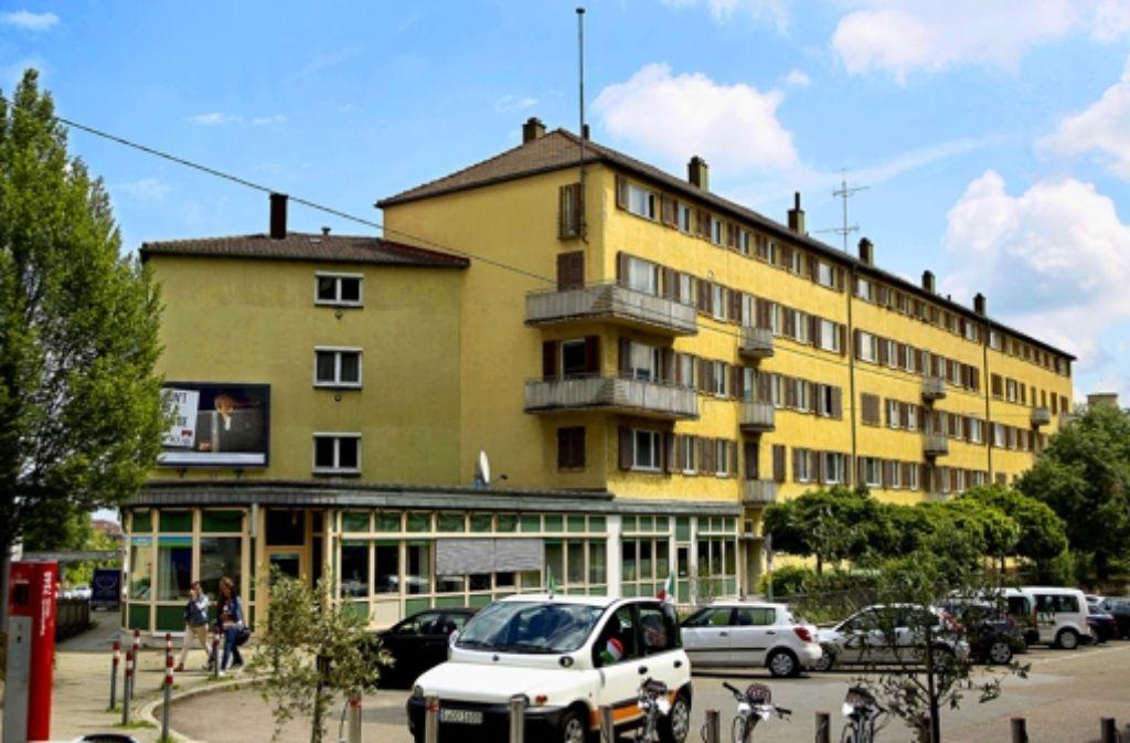 Stadtbildprägend oder nicht? Das ist in der Wagenburgstraße die Frage. Foto: Steinert