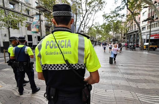 Innenminister: Terrorzelle von Barcelona ist zerschlagen