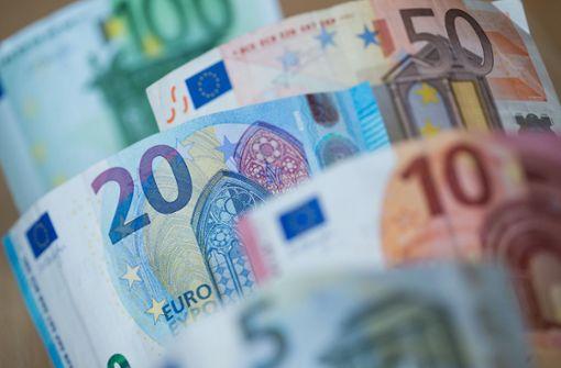 Geldwechseltrick mit vertauschten Rollen