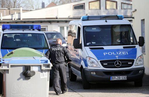 Drogenrazzia mit mehr als 300 Polizisten
