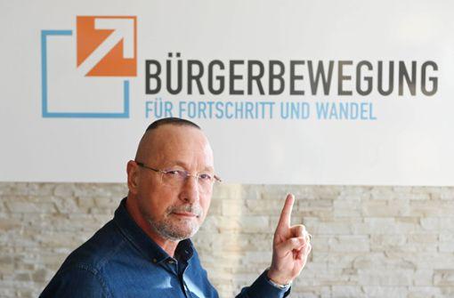 Neue Partei von Uwe Hück geht an den Start