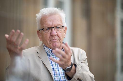 Winfried Kretschmann: Kroatien soll Risikogebiet werden