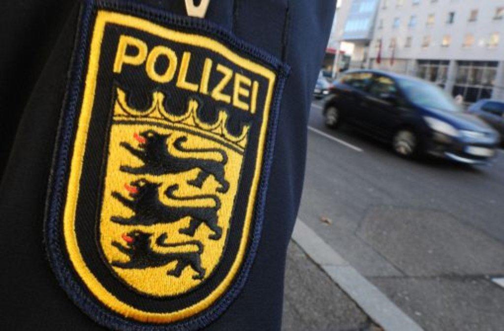 Affäre bei der Karlsruher Polizei. Foto: dpa