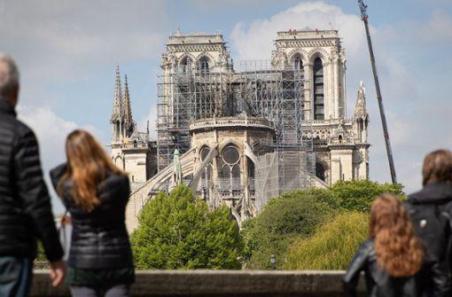 Notre-Dame im Dornröschenschlaf