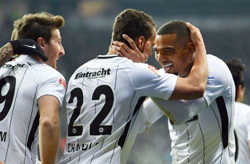 Frankfurt gewinnt erstes Montagsspiel der Saison gegen Leipzig