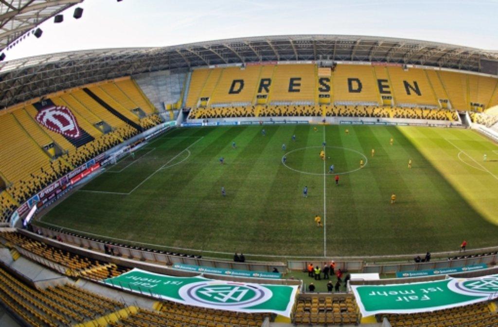 Dresden Gegen Duisburg