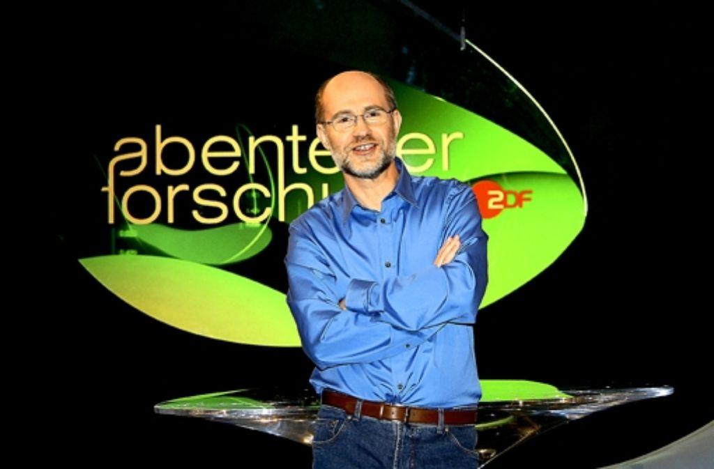 Astrophysiker Harald Lesch berichtet darüber, was Wissenschaftler über das Weltall wissen. Foto: dpa