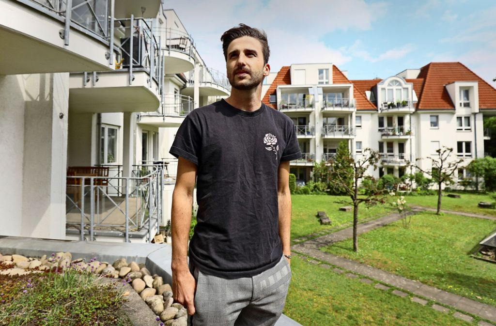 Der 26-jährige Student Jakob Novotny kandidiert bei der OB-Wahl am 30. Juni – und will junge Menschen wieder stärker für Politik begeistern. Foto: factum