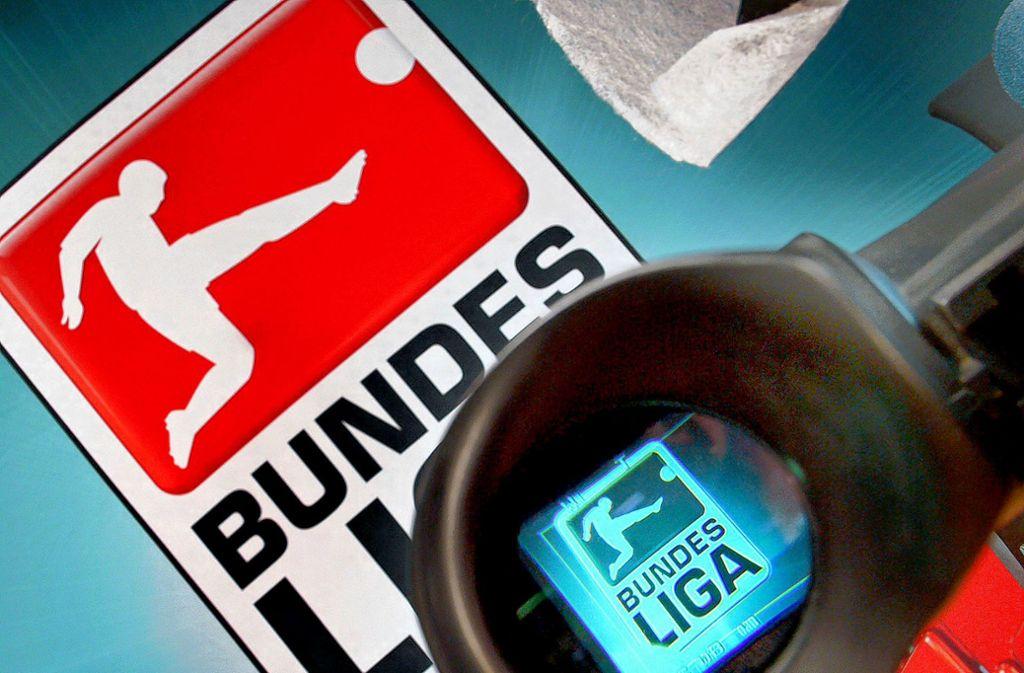 Die TV-Rechte für die Bundesliga werden bald neu vergeben. Foto: dapd/Michael Probst