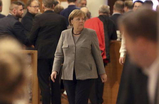 Mit Jamaika scheitert auch Merkel