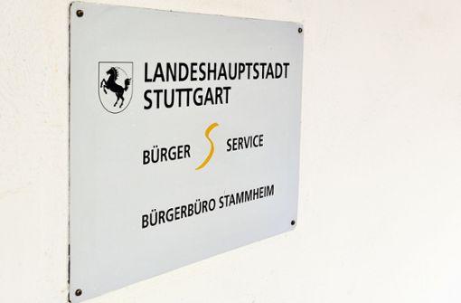 Das  Bürgerbüro Stammheim bleibt offen