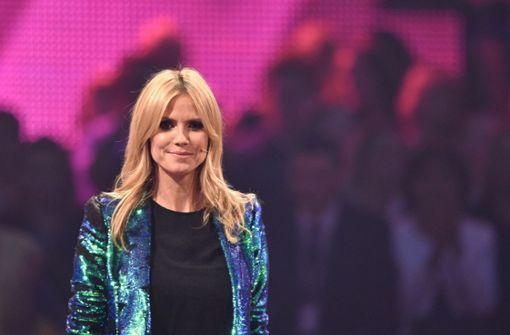 Gisele Bündchen und Toni Garrn unterstützen Heidi Klum