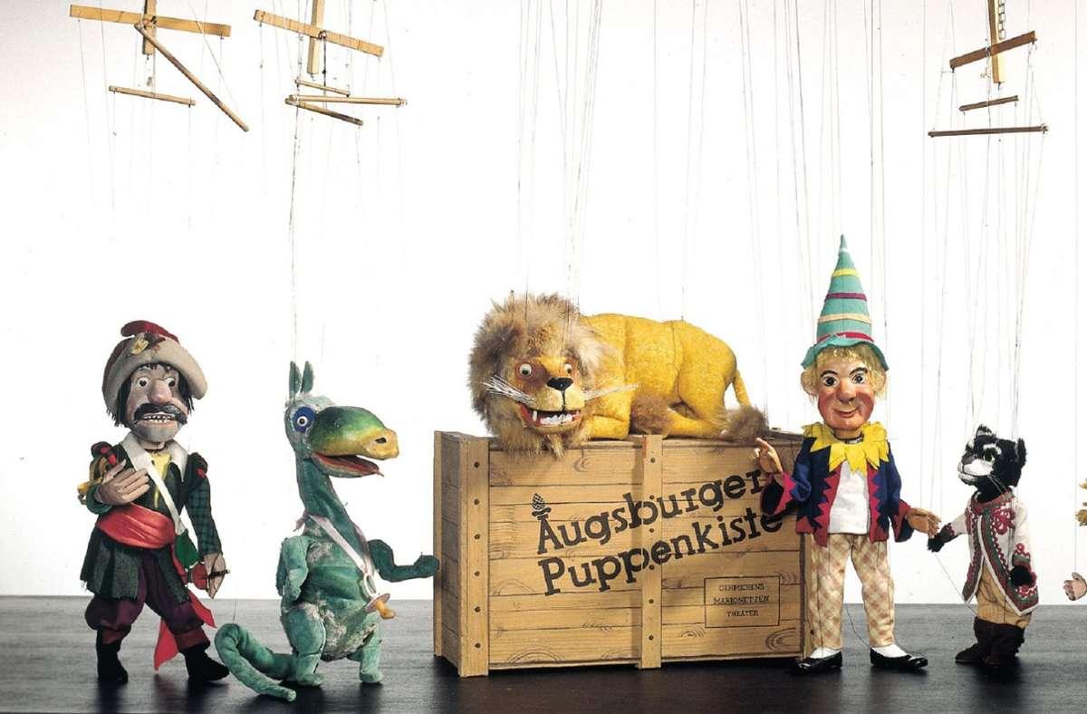 Das Video der Augsburger Puppenkiste sorgt für viel Diskussion im Netz (Symbolbild). Foto: Augsburger Puppenkiste/Simon Granville