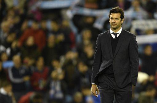 Santiago Solari soll offiziell neuer Trainer werden