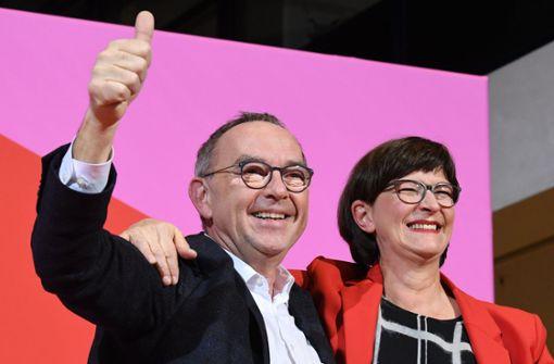"""Netzreaktionen zu neuer SPD-Spitze: """"Harte Zeiten für Nachrichtensprecher"""""""